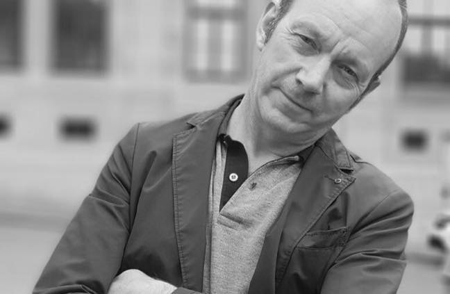 Robert Tween, Geschäftsführer der Scheurer Swiss Ltd. UK, der ersten Auslandsniederlassung der Scheurer Swiss.