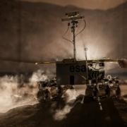 ExoMars-Rover für Mars-Mission 2020 von Scheurer Swiss GmbH mitentwickelt.