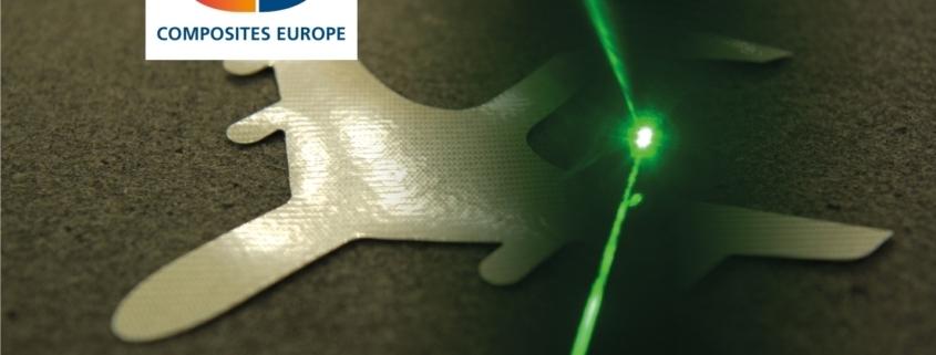 Scheurer Swiss lädt Sie zur Composites Europe 2019 ein.
