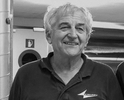 Andreas Scheurer, Gründer der Scheurer Bootswerft AG