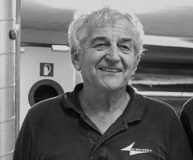 Die Scheurer Swiss erweitert ihr Team um den Berater, Andreas Scheurer, ehemaliger Gründer der Scheurer Bootswerft AG.