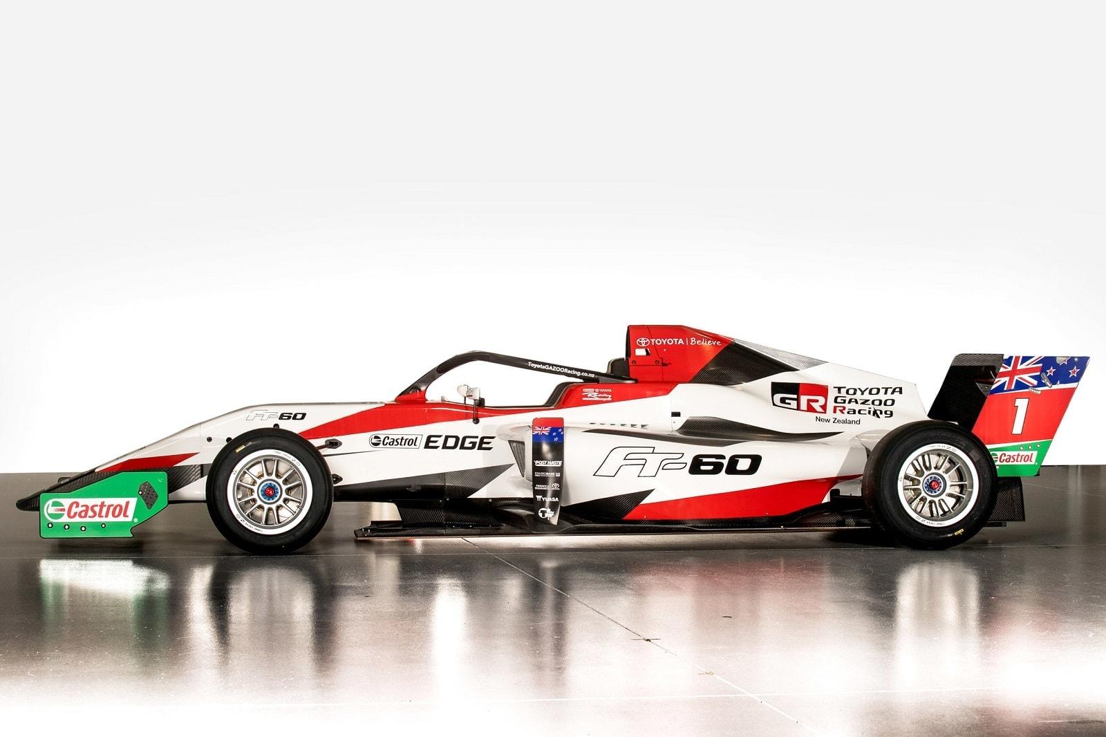 Die Scheurer Swiss GmbH wird mit der Herstellung von karbonverstärkten 3D-Druck-Komponenten für die neueste Generation der Rennsport-Serie «Castrol Toyota Racing Series» beauftragt.