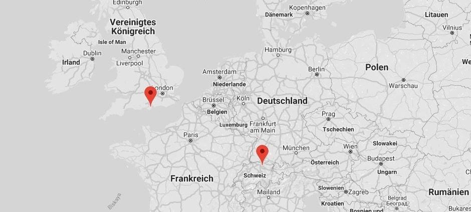 Expansion in Europa: Scheurer Swiss eröffnet die erste Auslandsniederlassung im Vereinigten Königreich.