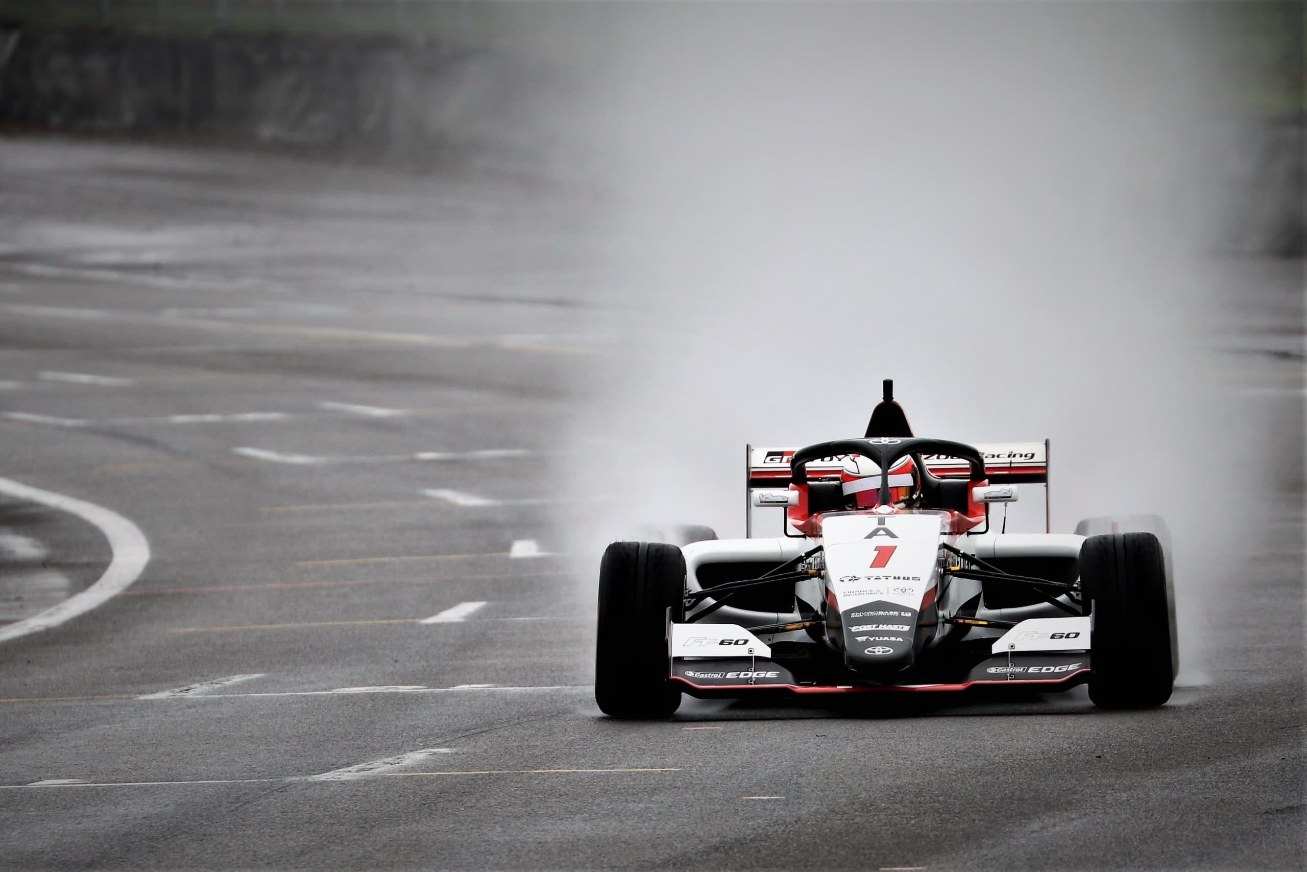Der Toyota FT-60 ist ein global relevantes Auto und die Toyota Racing Series eine global relevante Meisterschaft für jeden ernsthaften jungen Rennfahrer.
